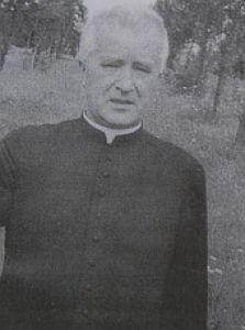 Ksiądz Ewald Kasperczyk